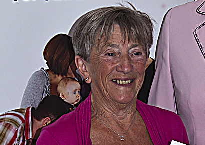 Pat Ridley volunteered for Home-Start Bracknell Forest for 19 years