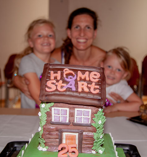 25 years of Home-Start Bracknell Forest
